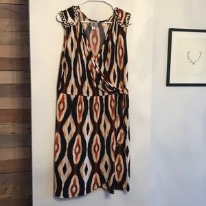 Knee-Length Dress